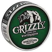 FREE custom sticker from Grizz...
