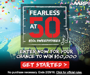 aarp sweepstakes 2019 aarp fearless at 50 sweepstakes i crave freebies 9399